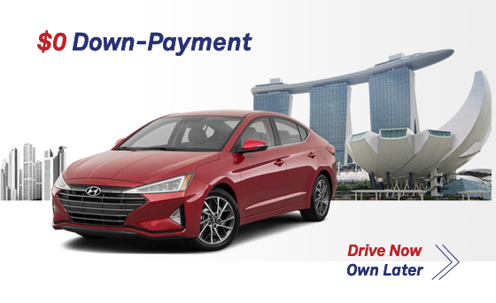 $0 Down-Payment Brand New Car Drive Away